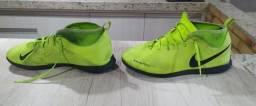 Título do anúncio: Chuteira Nike futsal Phantom vision