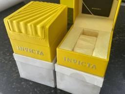 Título do anúncio: Estojo Invicta Amarelo