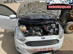 Sucata Ford Ka Sedan 1.0 3cc Mecânico Para Retirada De Peças
