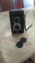 Máquina fotográfica antiga First Flex