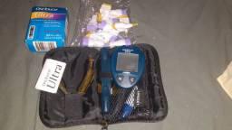 Medidor de glicemia