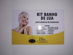 Kit banho de lua / kit clareador