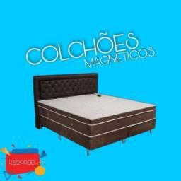 Durma melhor, com nossos colchões magnéticos por preço imperdível