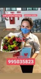 Flores RLC  surpresa garantida