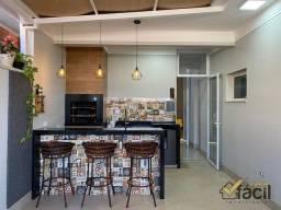 Título do anúncio: Casa em Condomínio para Venda em Álvares Machado, Condomínio Valência I, 3 dormitórios, 1