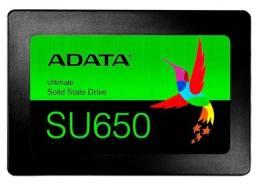 Armazenamento Interno SSD 120GB 2.5 Sata SU650