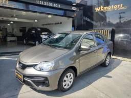Etios 2018 X Sedan 1.5 Flex Aut