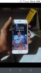 Celular iPhone 6 troco em outro