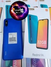 REDMI 9A da Xiaomi.. EXTRAORDINÁRIO! Novo lacrado Garantia e entrega!
