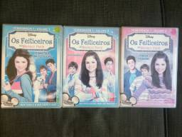 Vendo ou troco DVD: Os Feiticeiros de Waverly Place - 1ª Temporada Completa