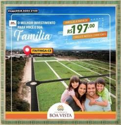 Itaitinga Loteamento - Faça uma visita @!#@