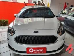 Ford ka - automático 2020 - ipva grátis
