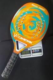 Raquete Beach Tennis (Nova, lacrada sem uso)