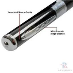 caneta espiã moderna lançamento facil de manosear