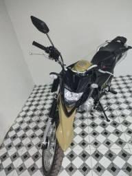 Vendo ou Troco CTZ 150 cc