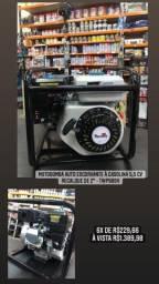 """Motobomba auto escorvante à gasolina 5,5 cv recalque de 2"""" - TWP50SH"""