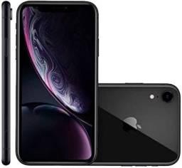 iPhone XR Preto 64GB. NF e Garantia