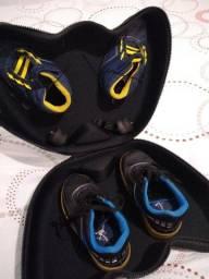 Tênis masculo infantil Ortopé Zip Max