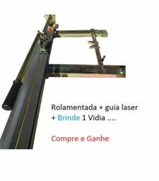 Riscadeira rolamentada +guia laser + videa arita 1.20