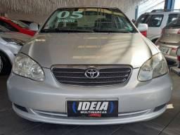 Toyota corolla xei 1.8 automático  completo