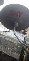 Vendo  essas duas antenas