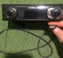 Player kenwood MP642U top