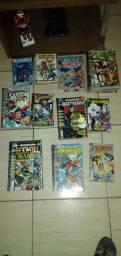 Revistas super heróis
