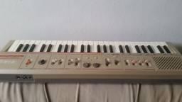 Raro  Casio Casiotone Mt-46 Piano Eletrônico Teclado Circuito Dobrado anos 80