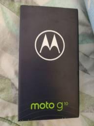Moto G10 64GB lacrado