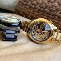 * Relógio Bvlgari Lançamento *