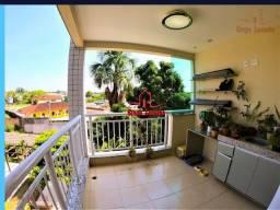 Com 3 Dormitórios The club Residence Apartamento em Flores