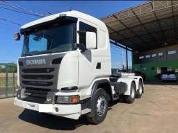 Título do anúncio: Scania 124 G440 2017 6x4