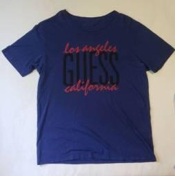 Camisa Guess Los Angeles California Azul
