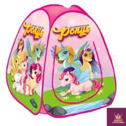 Barraca Toquinha infantil Ponys fofinhos
