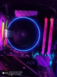 Cooler AMD Wraith Spire RGB