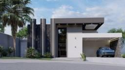 Título do anúncio: Casa de condomínio térrea para venda tem 168 metros quadrados com 3 quartos