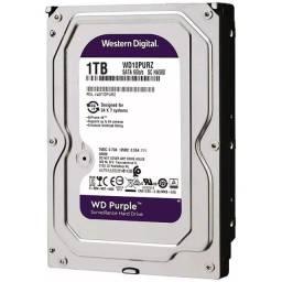 Hd Interno Western Digital 1tb Wd10purz Purple (prod. Novo)