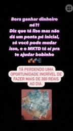 VEM GANHAR DINHEIRO EM CASA