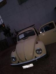 Fusca bege
