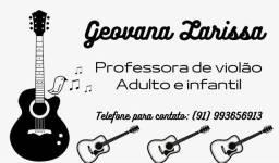 Aulas de violão ( adulto e infantil )