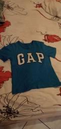 Camisa da Gap original 4 anos