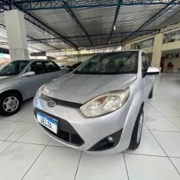 Fiesta Class Sedan 1.6 Completo + Couro 2012