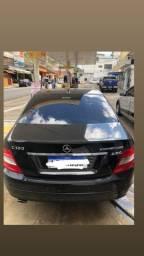 Mercedes benz c180k 2012
