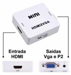 Adaptador VGA HDMI