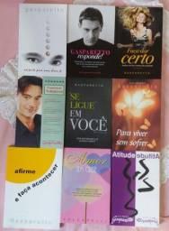 Livros de Luiz Antonio Gasparetto + Amor sem crise de Valcapelli