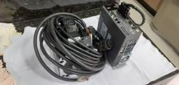 Kit Servo Motor, Servo Drive e cabos