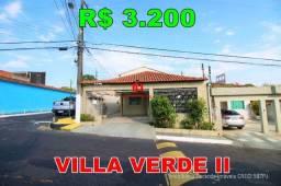Título do anúncio: Villa Verde II, 3 quartos sendo 2 suítes semi Mobiliada