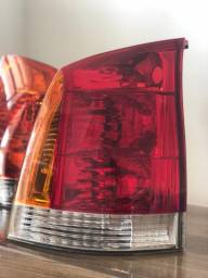 Lanternas originais do palio