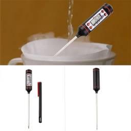 Termômetro Culinário Tipo Espeto Digital De Cozinha De -50C á 300C