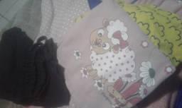 Troco roupas de menina 5 anos por alimento ou marmits